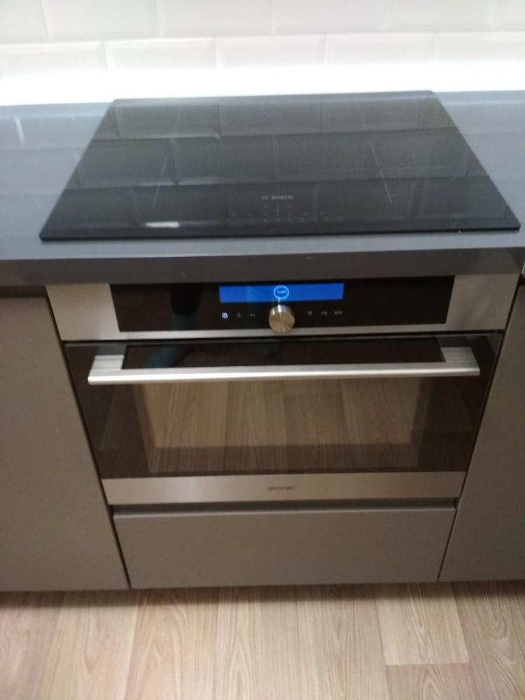 Акриловые кухни-Кухня МДФ в эмали «Модель 182»-фото11