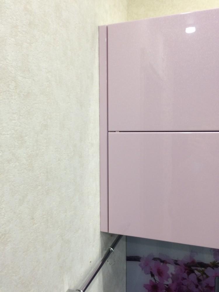Акриловые кухни-Кухня из пластика «Модель 110»-фото15