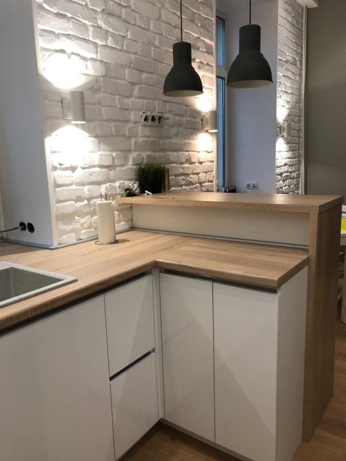 Акриловые кухни-Кухня из акрила «Модель 106»-фото5