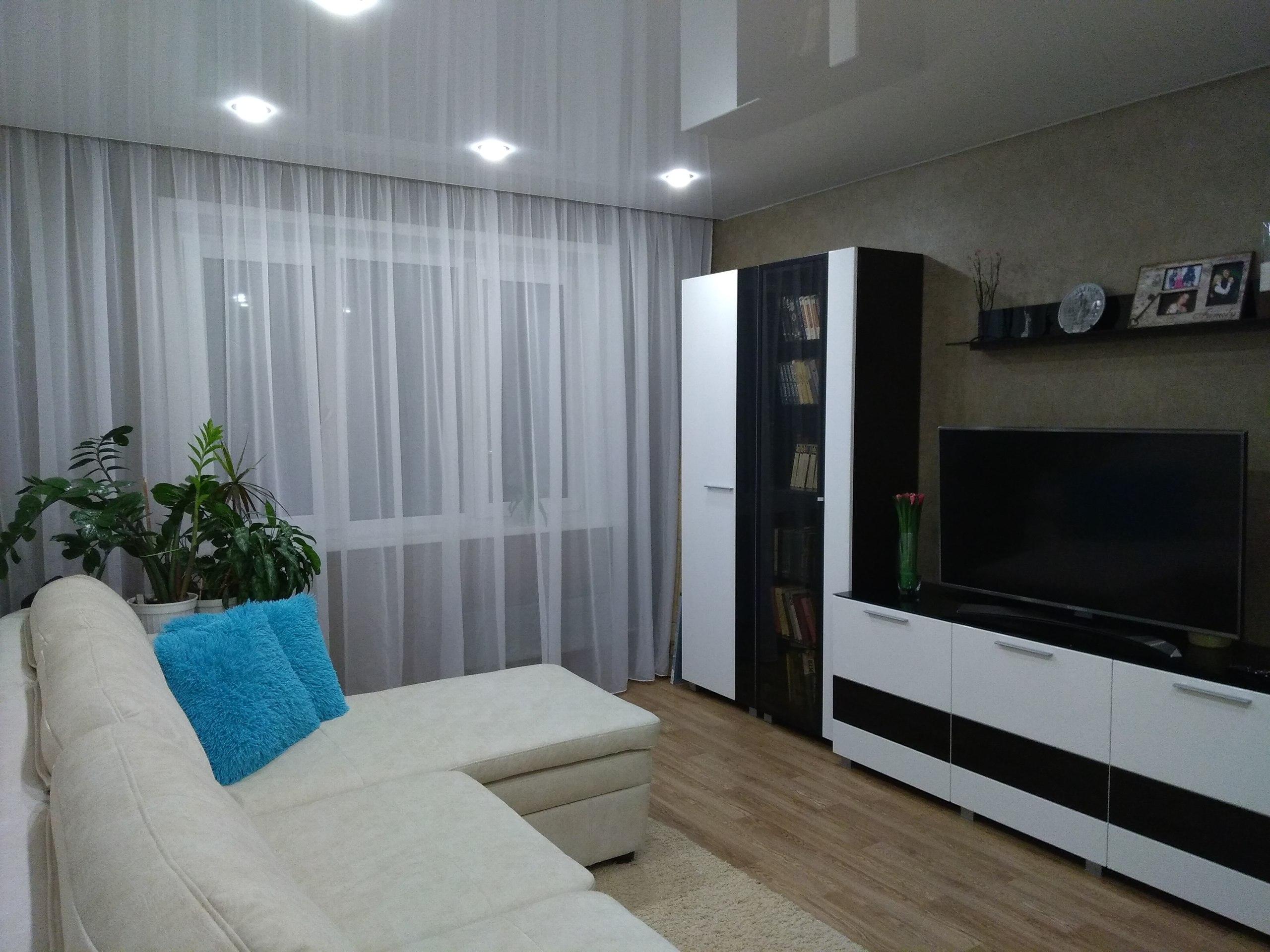 Гостиные-Стенка в гостиную «Модель 9»-фото1