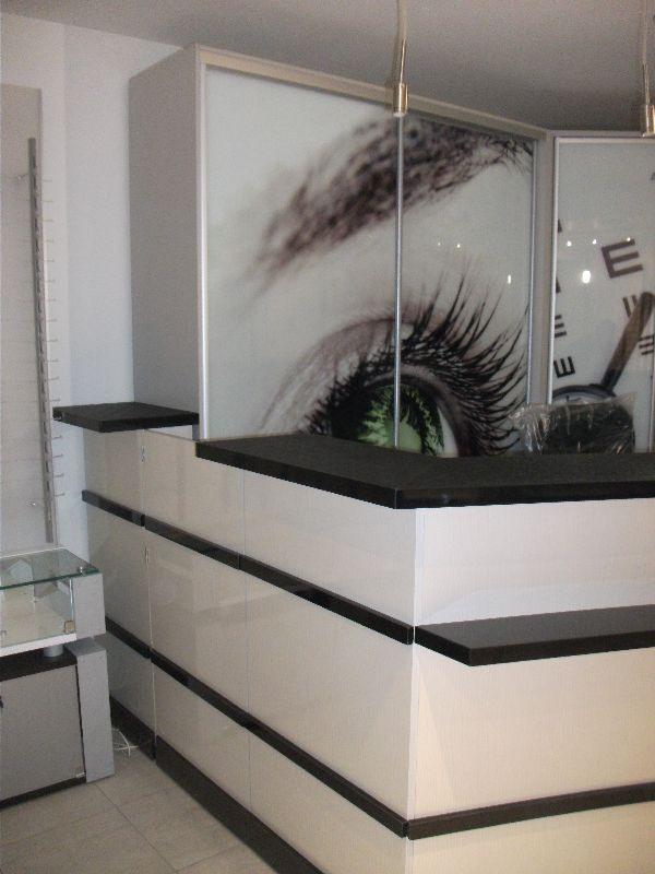 Торговая мебель-Мебель для оптики «Модель 213»-фото1