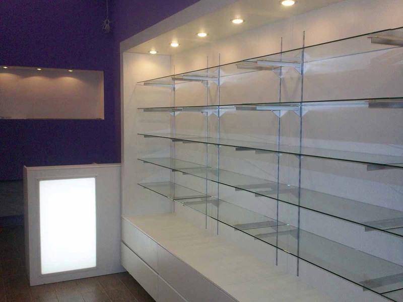 Торговая мебель-Мебель для оптики «Модель 200»-фото1