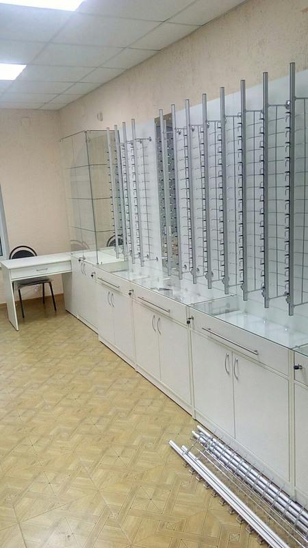 Торговая мебель-Мебель для оптики «Модель 201»-фото2