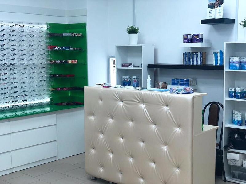 Торговая мебель-Мебель для оптики «Модель 203»-фото3