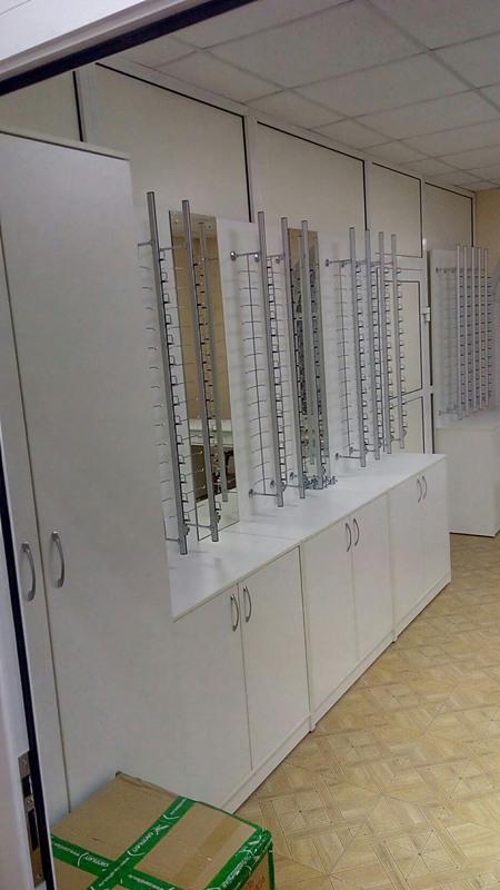 Торговая мебель-Мебель для оптики «Модель 201»-фото6