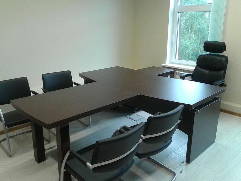 Офисная мебель-Офисная мебель «Модель 12»-фото1