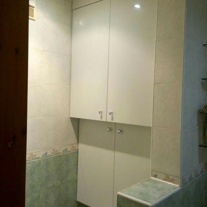Мебель для ванной комнаты-Мебель для ванной «Модель 60»-фото1