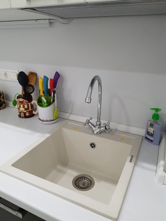 Белый кухонный гарнитур-Кухня «Модель 478»-фото6