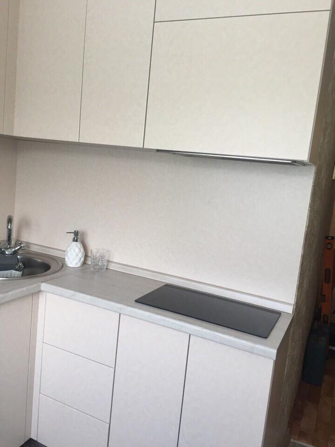 Белый кухонный гарнитур-Кухня из ЛДСП «Модель 390»-фото3
