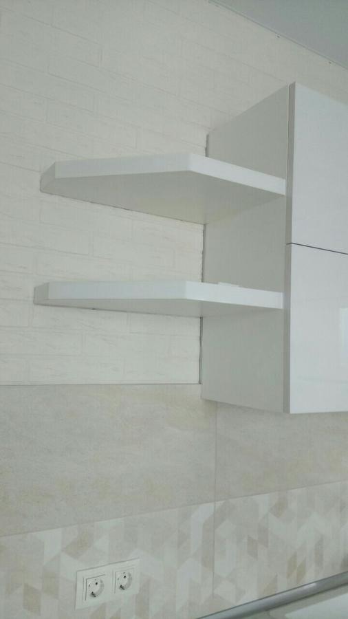 Акриловые кухни-Кухня из акрила «Модель 88»-фото3