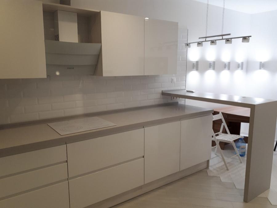 Белый кухонный гарнитур-Кухня «Модель 501»-фото2