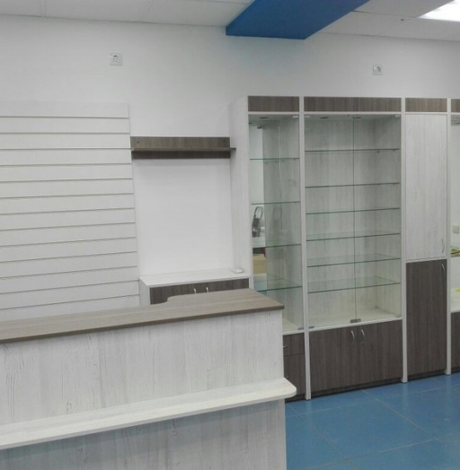 Торговая мебель-Мебель для оптики «Модель 198»-фото7
