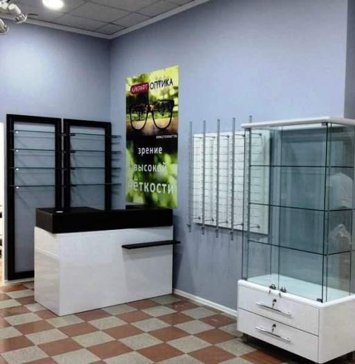 Торговая мебель-Мебель для оптики «Модель 216»-фото2