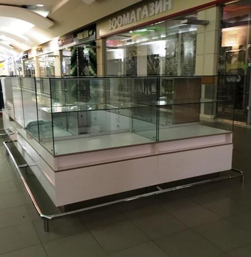 Торговая мебель-Торговый островок «Модель 242»-фото4