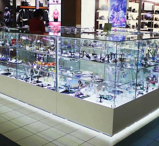 Торговая мебель-Торговый островок «Модель 250»-фото4