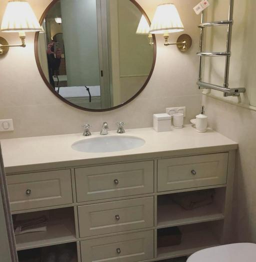 Мебель для ванной комнаты-Мебель для ванны «Модель 48»-фото2