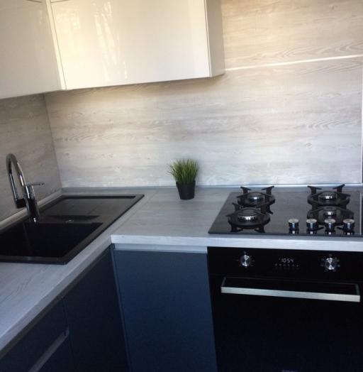 Акриловые кухни-Кухня из пластика «Модель 368»-фото10