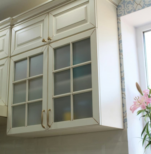 -Кухня МДФ в ПВХ «Модель 154»-фото16