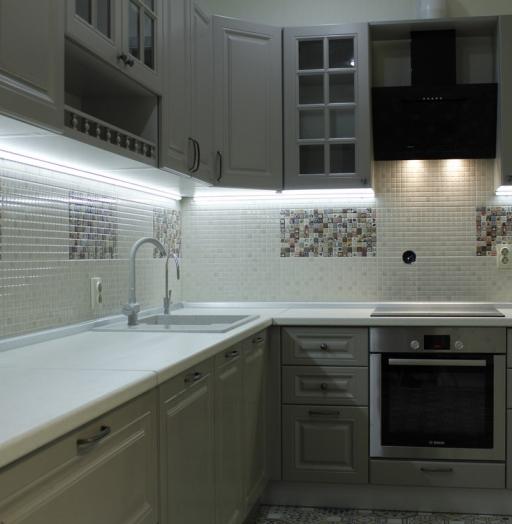 -Кухня из массива «Модель 157»-фото17