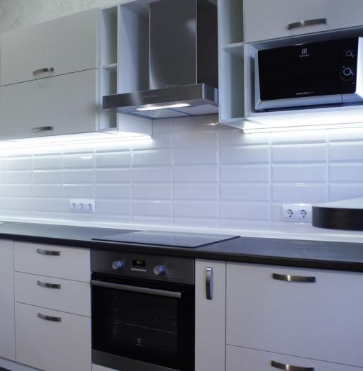 -Кухня из пластика «Модель 201»-фото25