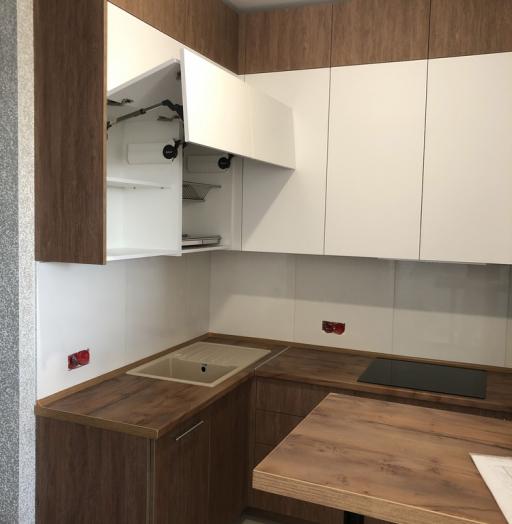 -Кухня МДФ в ПВХ «Модель 73»-фото23