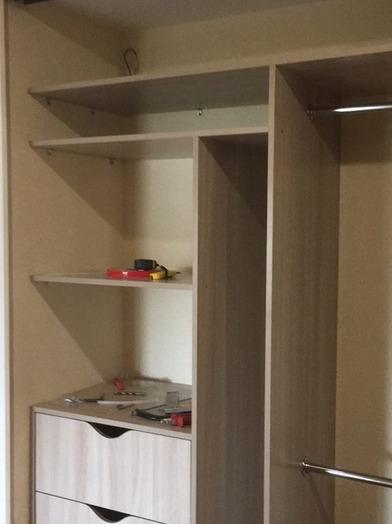 Встроенные шкафы-купе-Комбинированный шкаф-купе «Модель 31»-фото6